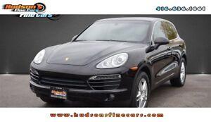 2014 Porsche Cayenne PLATINUM|NAV|PANOROOF|BACKUP CAMERA