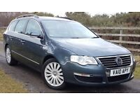 Top Spec VW PASSAT TDI HIGHLINE PLUS ESTATE CAR £5490