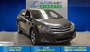 2016 Toyota Venza V6 AWD, Back Up Cam, Bluetooth, $76/Wk!