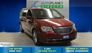2016 Chrysler Town & Country Touring-L, Convenience Pkg, Back Up