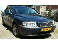LHD AUTOMATIC VOLVO S80 FULL OPTION LEFT HAND DRIVE