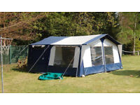 Cabanon Saturn Trailer Tent - MUST GO - REDUCED TO £550