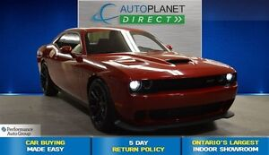 2015 Dodge Challenger SRT Hellcat, One Of The Most Powerful Coup