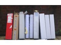 Brand New Paper Rolls