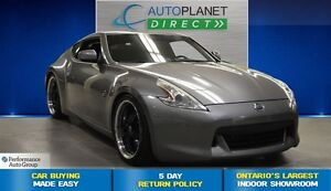 2009 Nissan 370Z Touring, Bluetooth, Leather, $113/Wk!