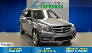 2012 Mercedes-Benz GLK-Class GLK350 4MATIC, Navi, Back Up Cam, $