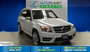 2012 Mercedes-Benz GLK-Class GLK350 4MATIC, Clean Carproof, $108