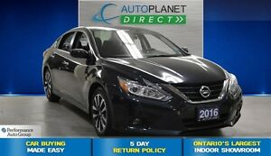 2016 Nissan Altima 2.5 SV, Ontario Vehicle, Bluetooth, $68/Wk!
