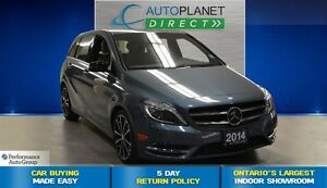2014 Mercedes-Benz B-Class Sports Tourer, Sport Alloys, $92/Wk!