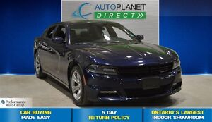 2016 Dodge Charger SXT, Remote Start, Heated Seats, Bluetooth, $