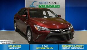 2016 Toyota Camry LE, Back Up Cam, Bluetooth, $69/Wk!