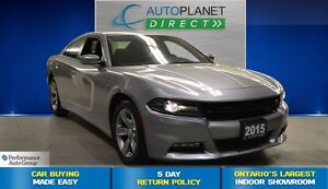 2015 Dodge Charger SXT | Ontario Vehicle | Bluetooth, $77/Wk!