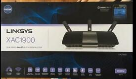 Linksys XAC1900 Wifi Modem Router
