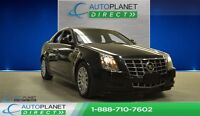 2013 Cadillac CTS + Leather + Rear View Camera + Alloys