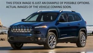 2018 Jeep Cherokee New Car Trailhawk 4x4|ColdWthrPkg|Nav|Leather