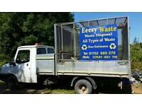 Waste Disposal, House Clearances Plymouth