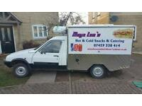 Citroen Jiffy Catering Van. 1 for £1500 or 2 for £2500
