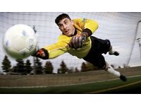 Goalkeeper required for midweek 11 aside football in Islington