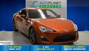 2013 Scion FR-S Bluetooth, Touch Screen, $73/Wk!
