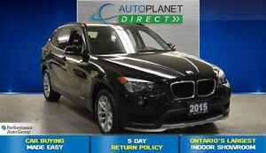 2015 BMW X1 xDrive28i Premium, Ontario Vehicle, $94/Wk!