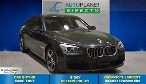 2013 BMW 7 Series Li xDrive, M Sport Exec/Tech Pkg, Comfort Acce