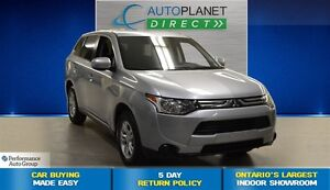 2014 Mitsubishi Outlander ES, Heated Seats, Keyless, $79/Wk!