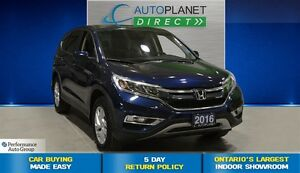 2016 Honda CR-V SE AWD, Back Up Cam, Bluetooth, $97/Wk!