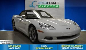 2013 Chevrolet Corvette LS3, Alloys, Leather, $176/Wk!