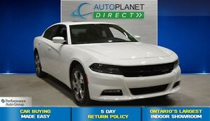 2016 Dodge Charger SXT AWD, Sunroof, Heated Seats, $97/Wk!