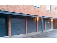 Secure garage, cheap storage for vehicles or household, ideally located in a quiet are, access 24/7