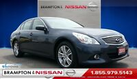 2011 Infiniti G37X Luxury *AWD,Leather,Sunroof,Heated Seats*