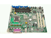 Dell Poweredge 800 Motherboard & Intel Pentium 4 3.2GHz CPU
