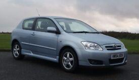 Toyota Corolla 1.6 vvt-i T3 petrol 2 door 12 months MOT FSH