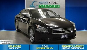 2013 Nissan Maxima SV, Sunroof, Bluetooth, $71/Wk!
