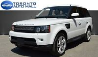 2013 Land Rover Range Rover Sport ***SOLD***HSE+LUXURY+ONLY 18KM