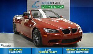 2013 BMW M3 Hard Top Convertible, Navi, $217/Wk!