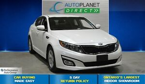 2015 Kia Optima LX, Bluetooth, Clean Carproof, $49/Wk!
