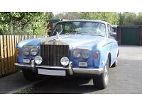 1976 Rolls Royce Silver Shadow 1. Spares / Repairs / Swap