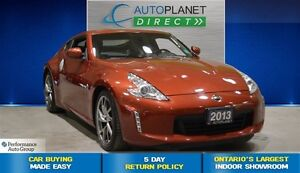 2013 Nissan 370Z Touring, Heated Seats, Bluetooth, $124/Wk!