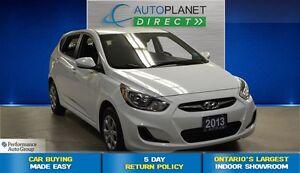2013 Hyundai Accent L, Ontario Vehicle, $33/Wk!