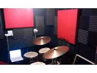 Private Drum Tuition / Lessons - FIRST LESSON FREE - BMus(Hons) 1st Class - CRB/DBS checked