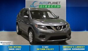 2016 Nissan Rogue S AWD, Bluetooth, Clean Carproof, $66/Wk!