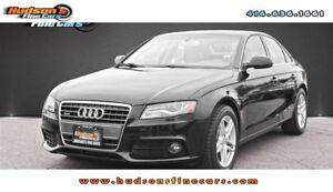 2010 Audi A4 2.0T Premium Quattro|SUNROOF|6SPEED|AUDI CONCERT