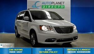 2015 Chrysler Town & Country Touring-L Convenience Pkg, Back Up