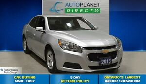 2016 Chevrolet Malibu LT, Bluetooth, Auto Start/Stop, $57/Wk!