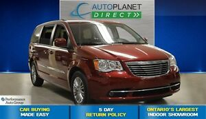 2015 Chrysler Town & Country Touring-L Convenience Pkg, Remote S
