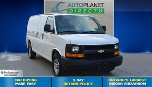 2013 Chevrolet Express 2500 135 Inch, One Owner, $87/Wk!