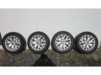 BMW X5 winter/snow wheels and tyres (Fit E70 2006-2013)