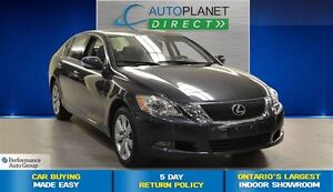 2010 Lexus GS 350 , One Owner, Navi, Back Up Cam, $103/Wk!