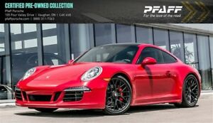 2015 Porsche 911 Carrera Coupe GTS PDK - 5.75% LEASE RATE!